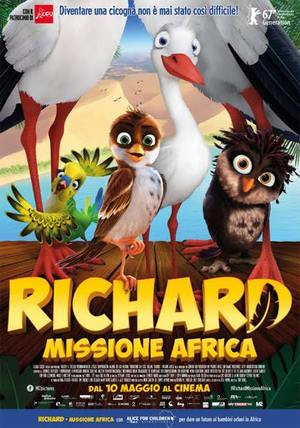 Richard missione Africa